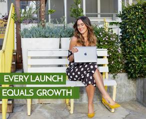 Every Launch Equals Growth