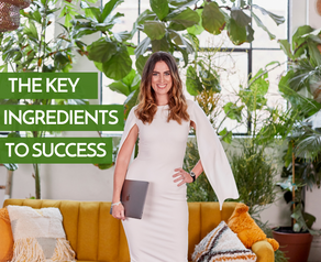 The Key Ingredients To Success