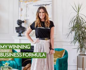 My Winning Business Formula