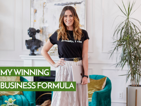 My Winning Business Formula
