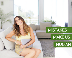 Mistakes Make Us Human