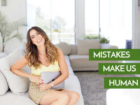 Mistakes Make Us Human