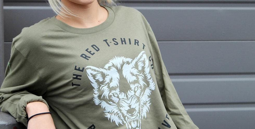 TRTSC WOLF TEE