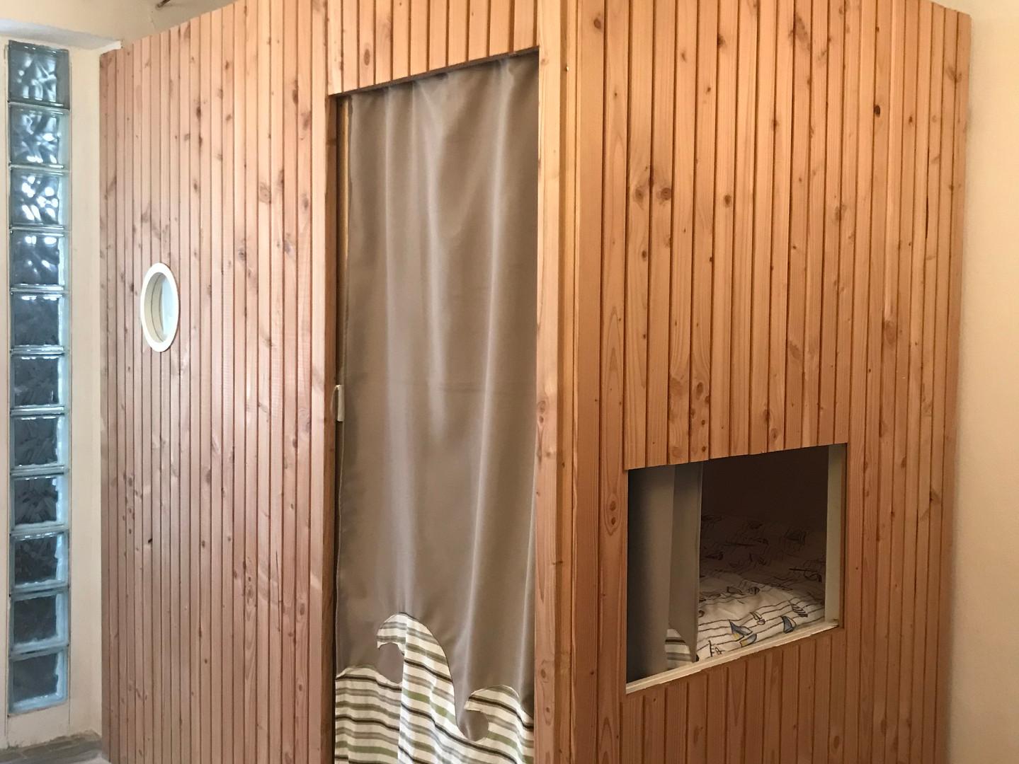 LE ROCHER Kid bedroom - Seen from outside