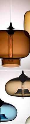 #Midcentury #pendantglass #lachaisebleueinteriordesign