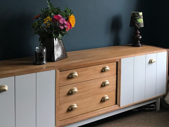 LEAMINGTON SPA Lounge - Midcentury sideboard