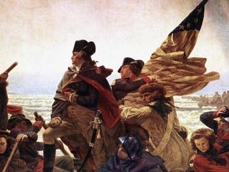 George Washington, I think