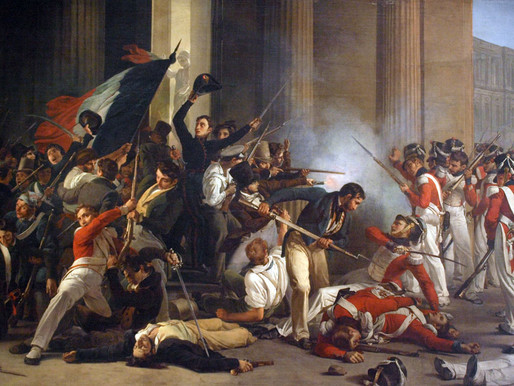 On the French Revolution