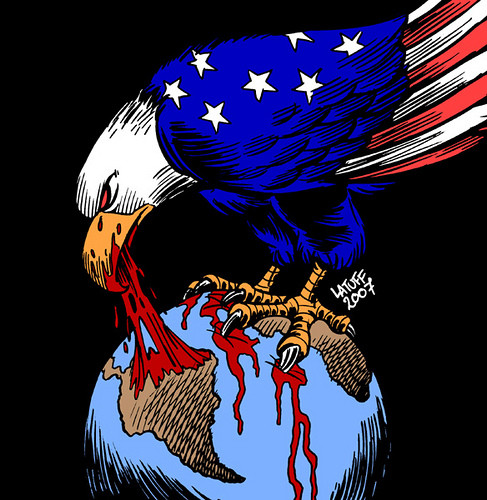 The carnivorous U.S.