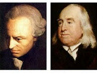 """A refutation of Kantian and Benthamite ethics"""