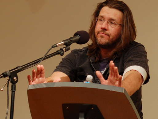 Existentialist thoughts on David Foster Wallace