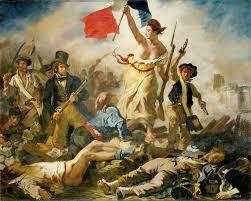 Delacroix's classic painting