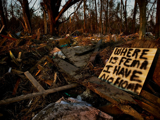 Climate change, capitalism, and state violence