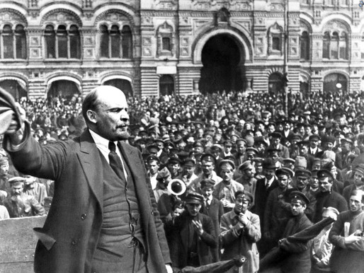 Skeptical thoughts on the Russian Revolution