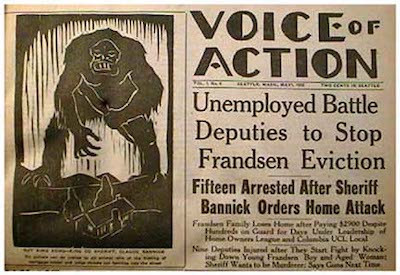 On the Unemployed Councils and the Chicago Workers' Committee