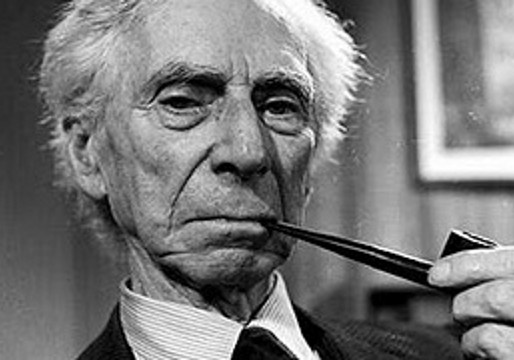 Bertrand Russell, and David Hume, on philosophy