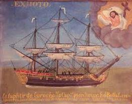 A slave ship