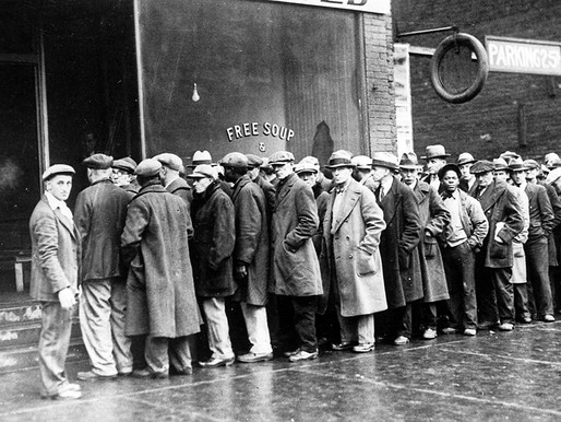 The coming great depression