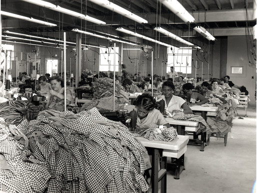 Laboring Against Racism: The Textile Workers Union of America in the South during the 1960s