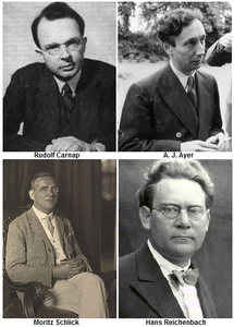 The logical positivists