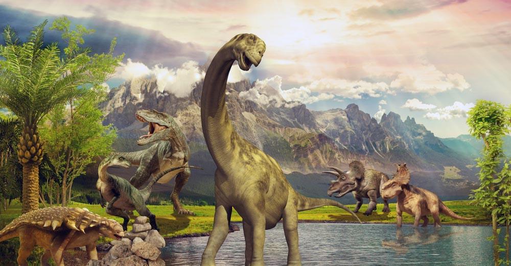 The Jurassic period