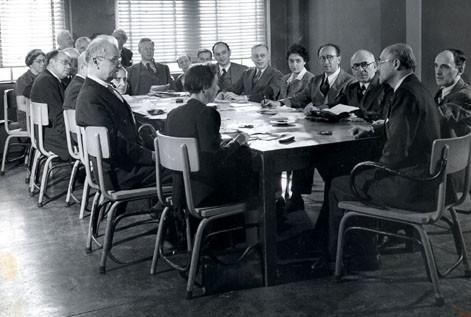 Intellectual bureaucrats
