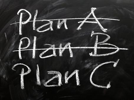 Is self-publishing your fallback plan?