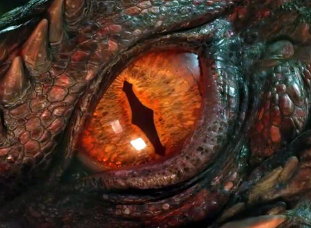 To write a book, you need to plan for dragons