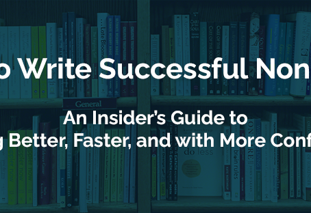 How do you write a successful nonfiction book?