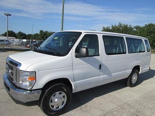 2012 Ford Econoline Wagon XLT