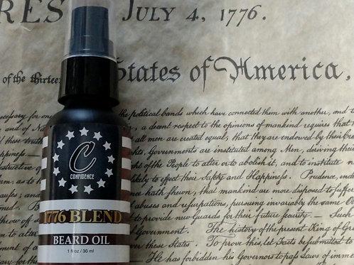 1776 BLEND BEARD OIL