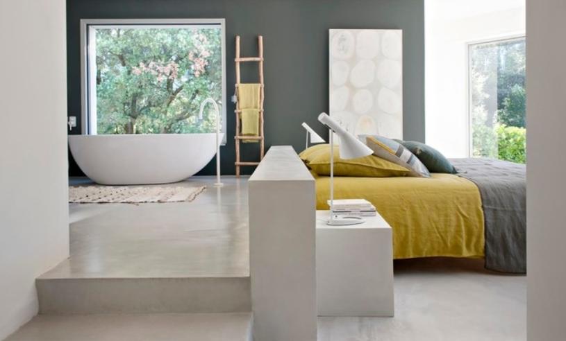 6 Combinazioni Colore che Aumentano il Relax in Camera da ...