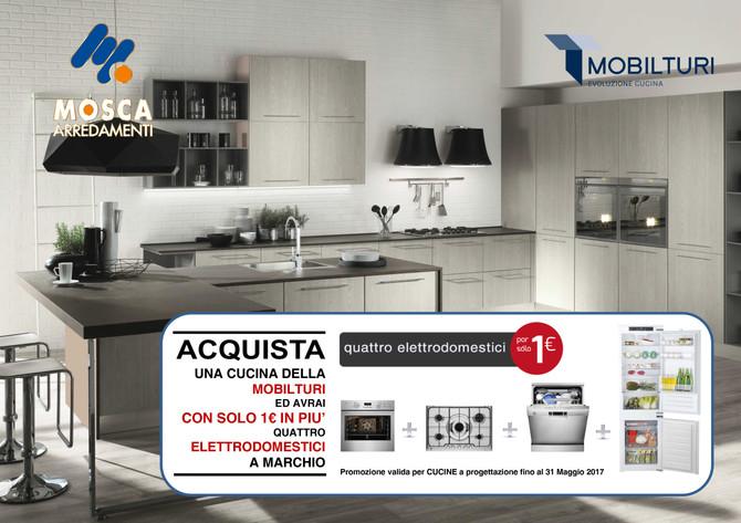 Continuano Le Grandi Promozioni In Cucina!!!