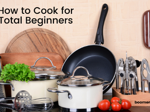 How to Cook for Total Beginners