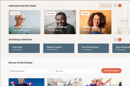 More product updates to promote and feature hosts like you
