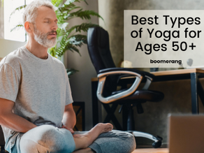 Best Types of Yoga for Ages 50+