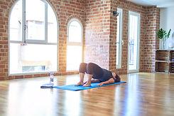 benefits-of-yoga-for-seniors-bridge-pose