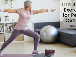 The 10 Best Exercises for People Over 50