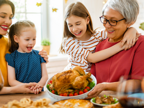 How to show gratitude on Thanksgiving