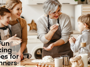 Baking at Home for Beginners