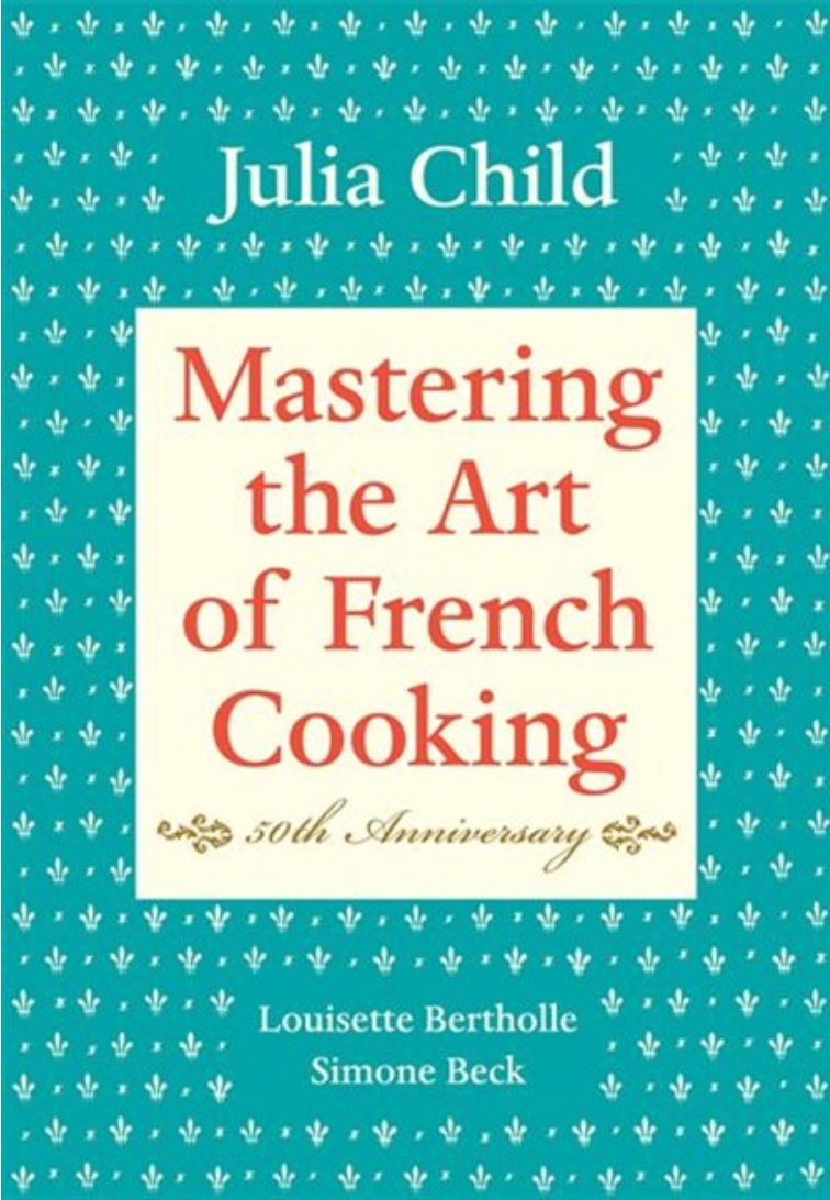Mastering of Art of French Cooking
