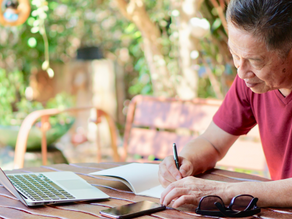 7 Benefits Of Creative Writing For Seniors
