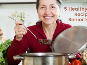 5 Healthy Soup Recipes for Senior Health