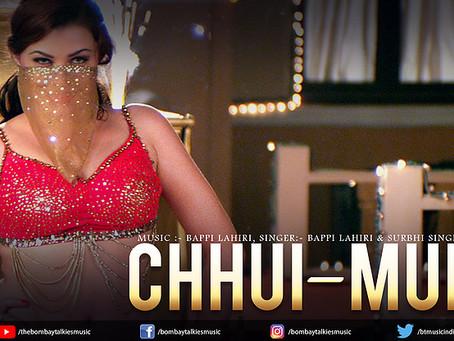 AAZAAD LAUNCHED THE SONG CHHUI MUI BY BAPPI LAHIRI & SURABHI SINGH
