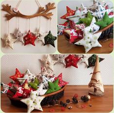 Etoiles de Noël