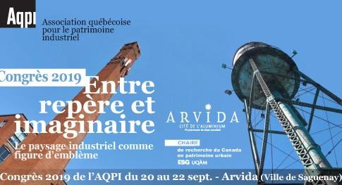 Communication au congrès de l'Association québécoise pour le patrimoine industriel