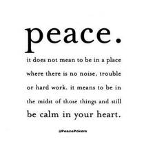 ☮️ #TakeTimeForPeace ☮️