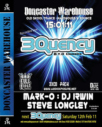 3Quency CD 3 Pack