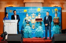Почетный Гражданин Республики  Казахстана41