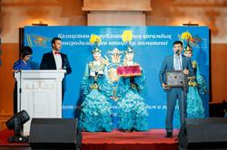 Почетный Гражданин Республики  Казахстана56